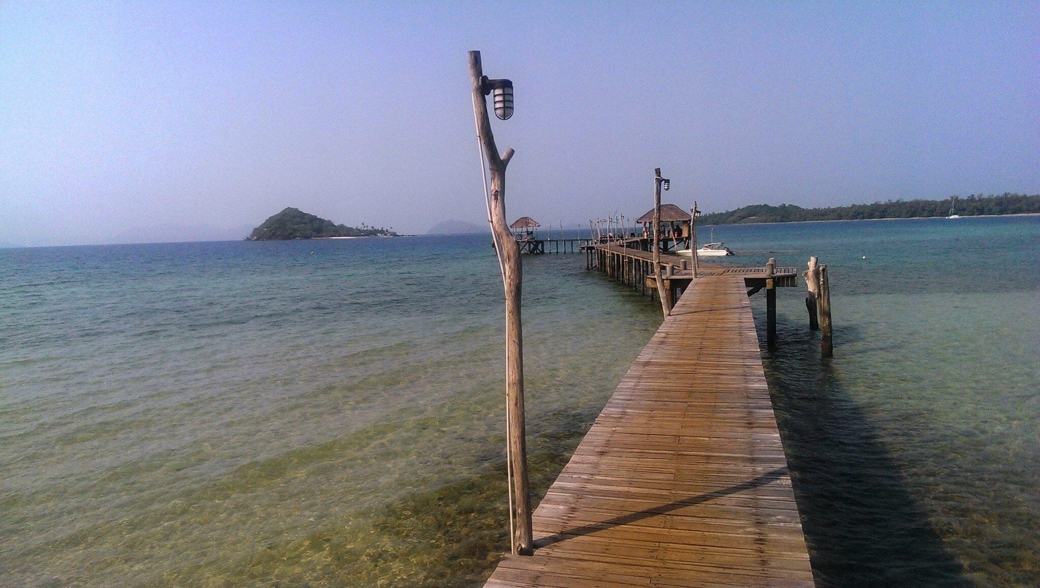 cococape island koh mak thai break