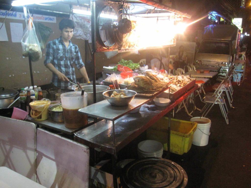 straßenküche bangkok