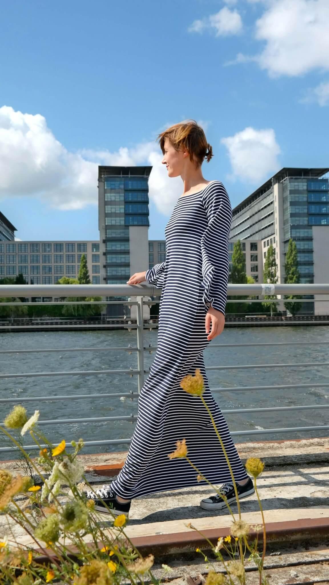 Edited Maja Wyh Ringelkleid - Lifestyle Blog