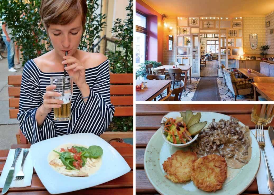 Food Stories // Datscha in Berlin Friedrichshain