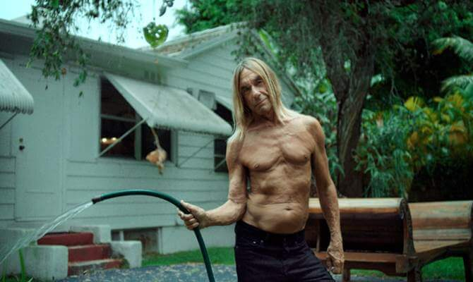 Recycle Your Clothes // H&M mit Iggy Pop