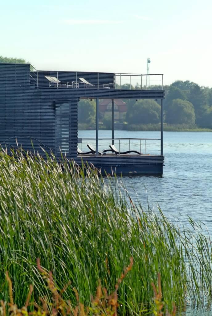 Resort Mark Brandenburg Seesauna