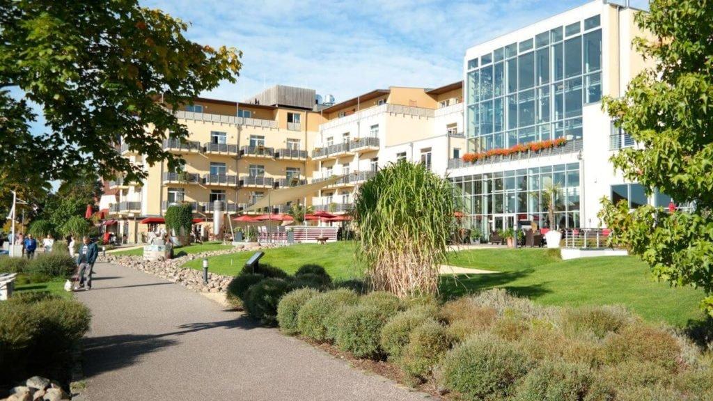 Resort Mark Brandenburg Hotelansicht