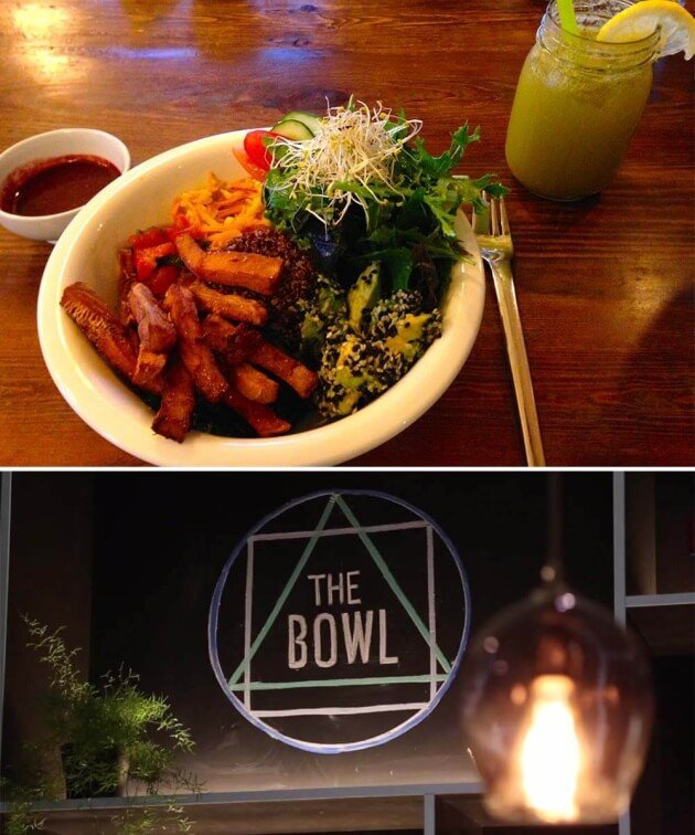 Lifestyle Blog Restaurant The Bowl Berlin