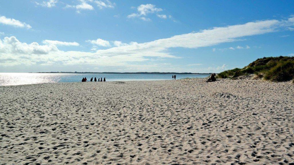 Sylt Strand am Ellenbogen