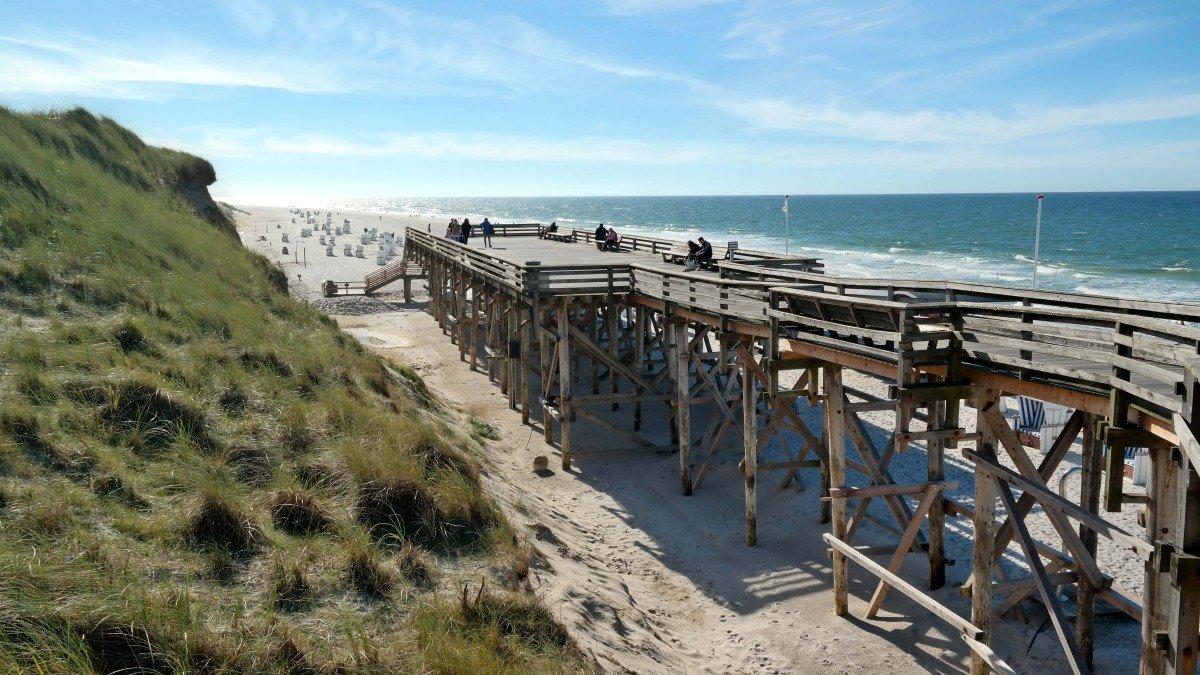 kampen strand sylt