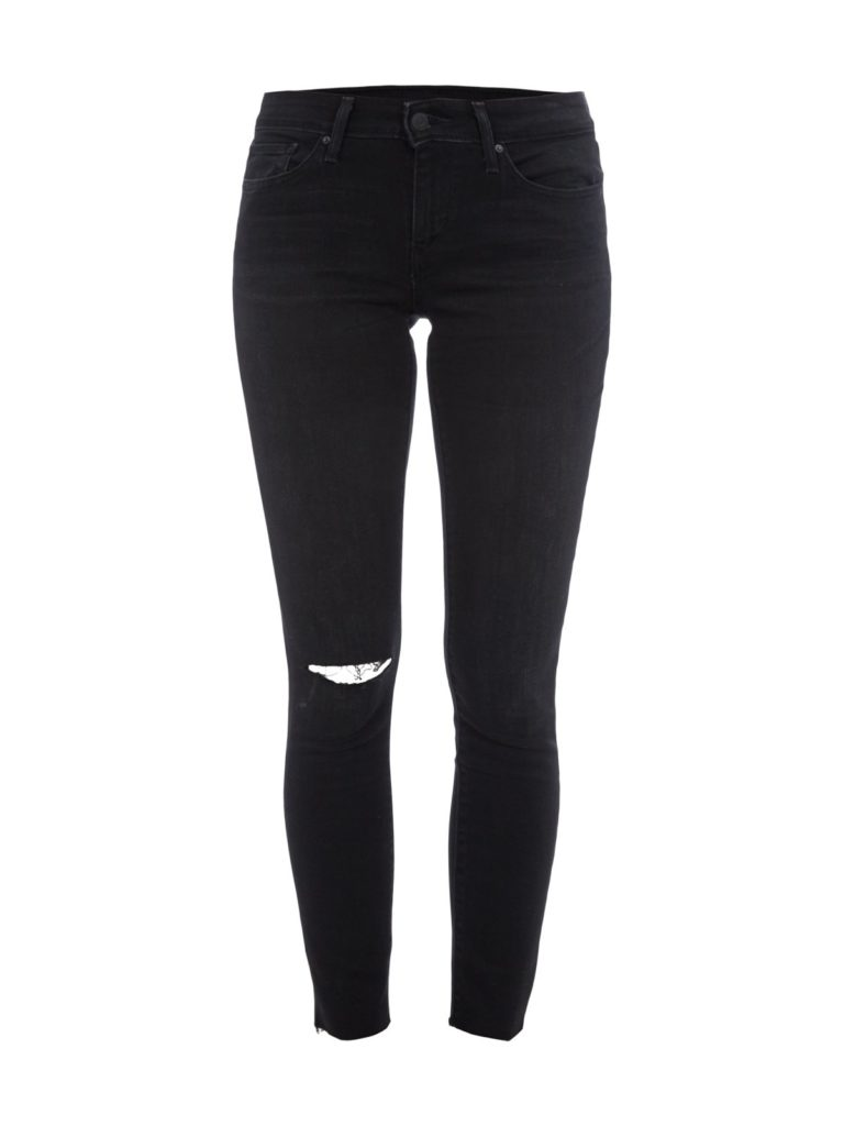 Schwarze Skinny Jeans von Levi's
