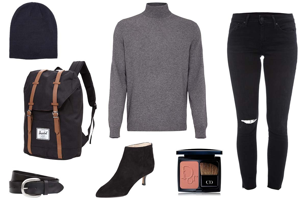Outfit Inspiration // Girl meets Boy
