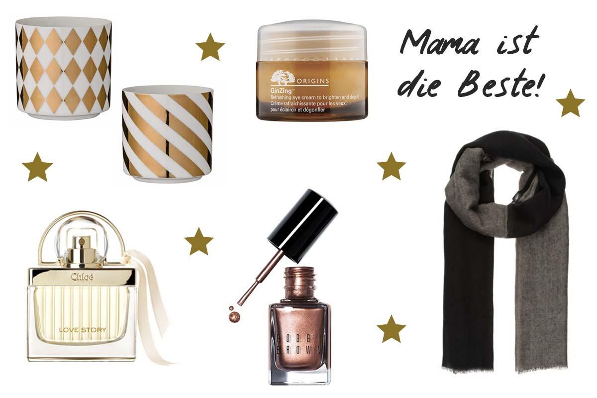 Gift Guide // 6 Geschenkideen für die Mama
