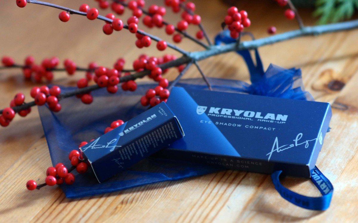 Advents-Gewinnspiel // #1 – Beauty Set von Kryolan