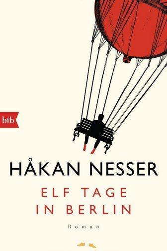 """Cover """"Elf Tage"""" von Hakan Nesser"""