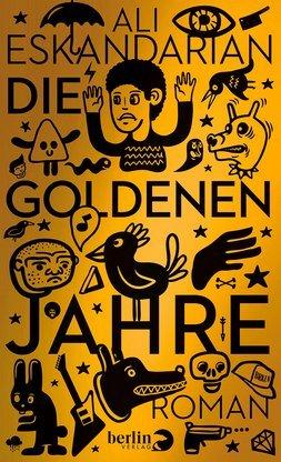 """Cover """"Die goldenen Jahre"""""""