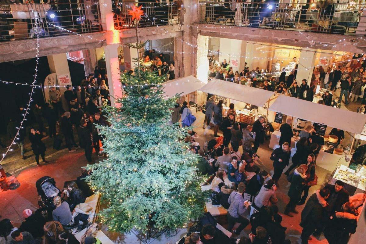 Ausflugstipp // Die besten alternativen Weihnachtsmärkte in Berlin