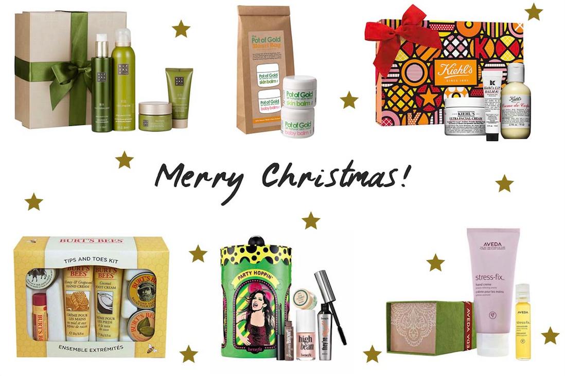 Gift Guide // Die 9 besten Beauty Sets zu Weihnachten