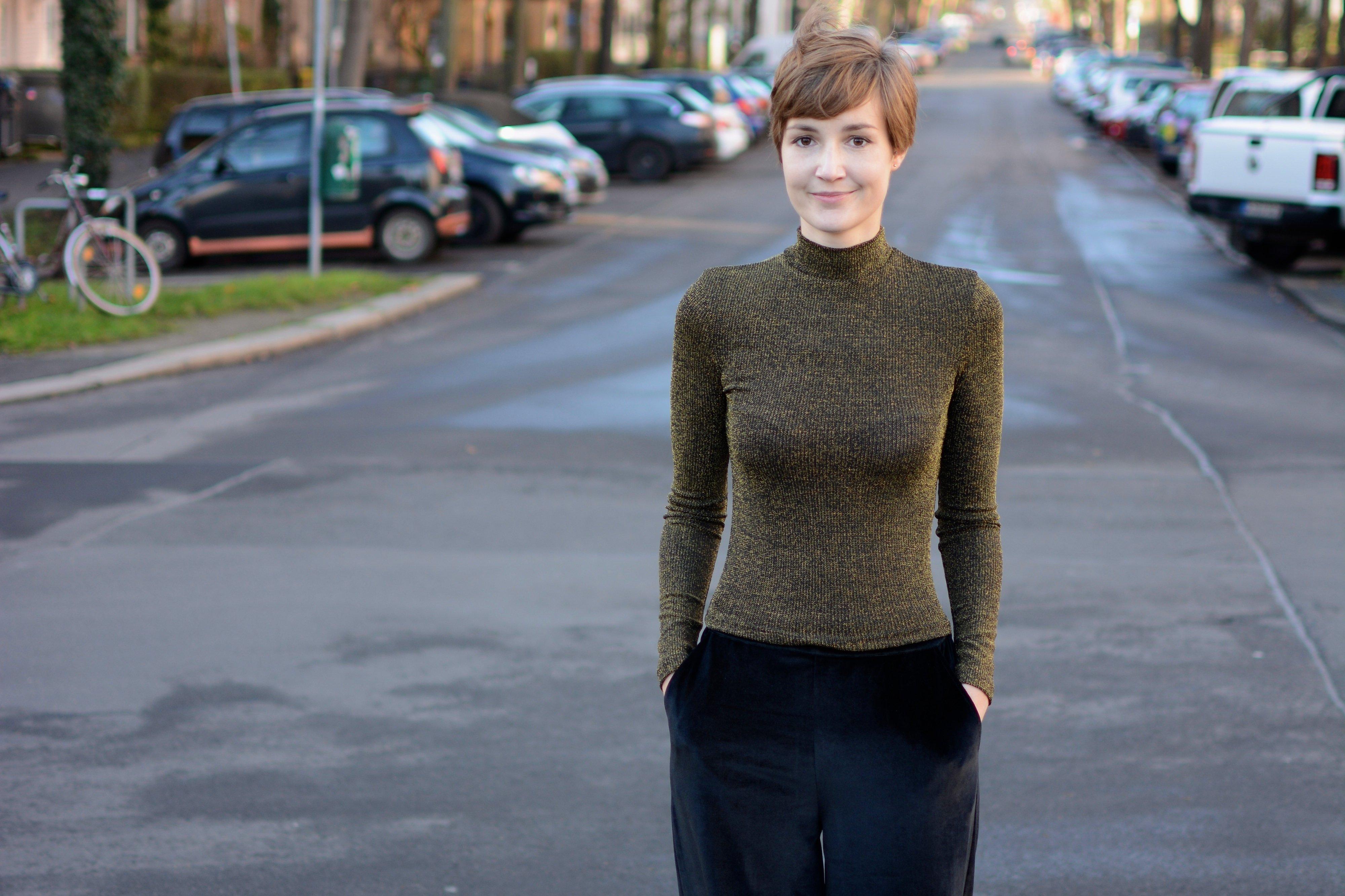 Outfit // Von Herzflimmern und Silvesterfunkeln