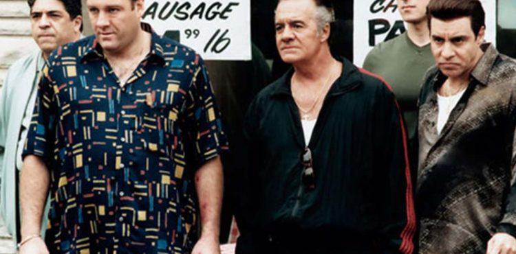"Titelbild Serie ""The Sopranos"""