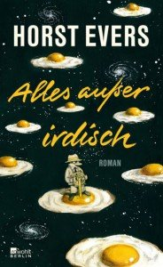 """Buchcover """"Alles außer irdisch"""" von Horst Evers"""