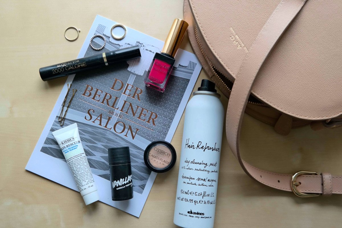Beauty // Fashion Week Essentials