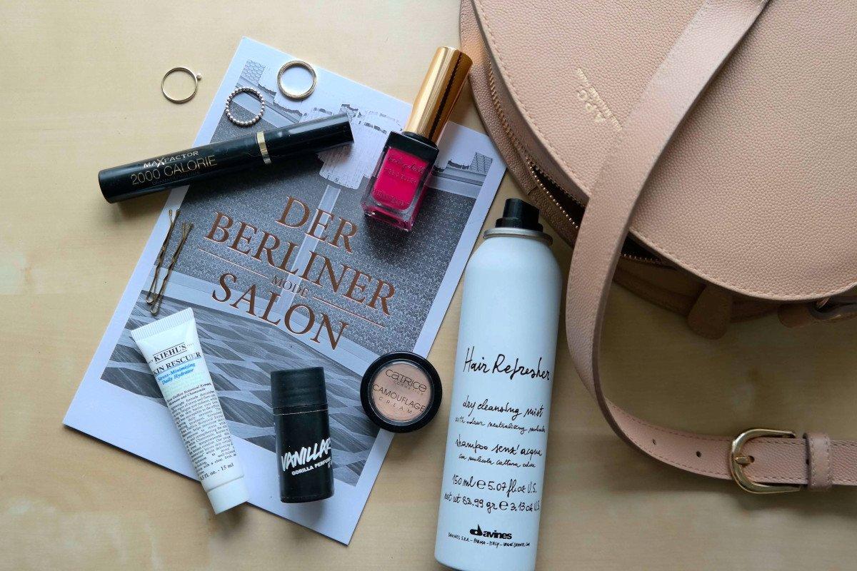 Beauty // Fashion Week Essentials