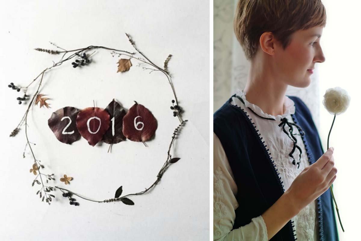 Collage Neujahr