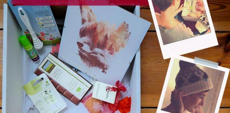 Collage zu Winterzauber Box von TrendRaider