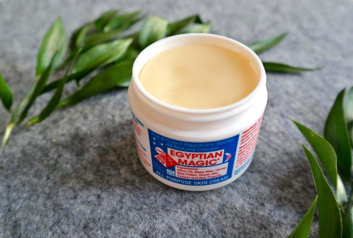 Verpackung Egyptian Magic Cream