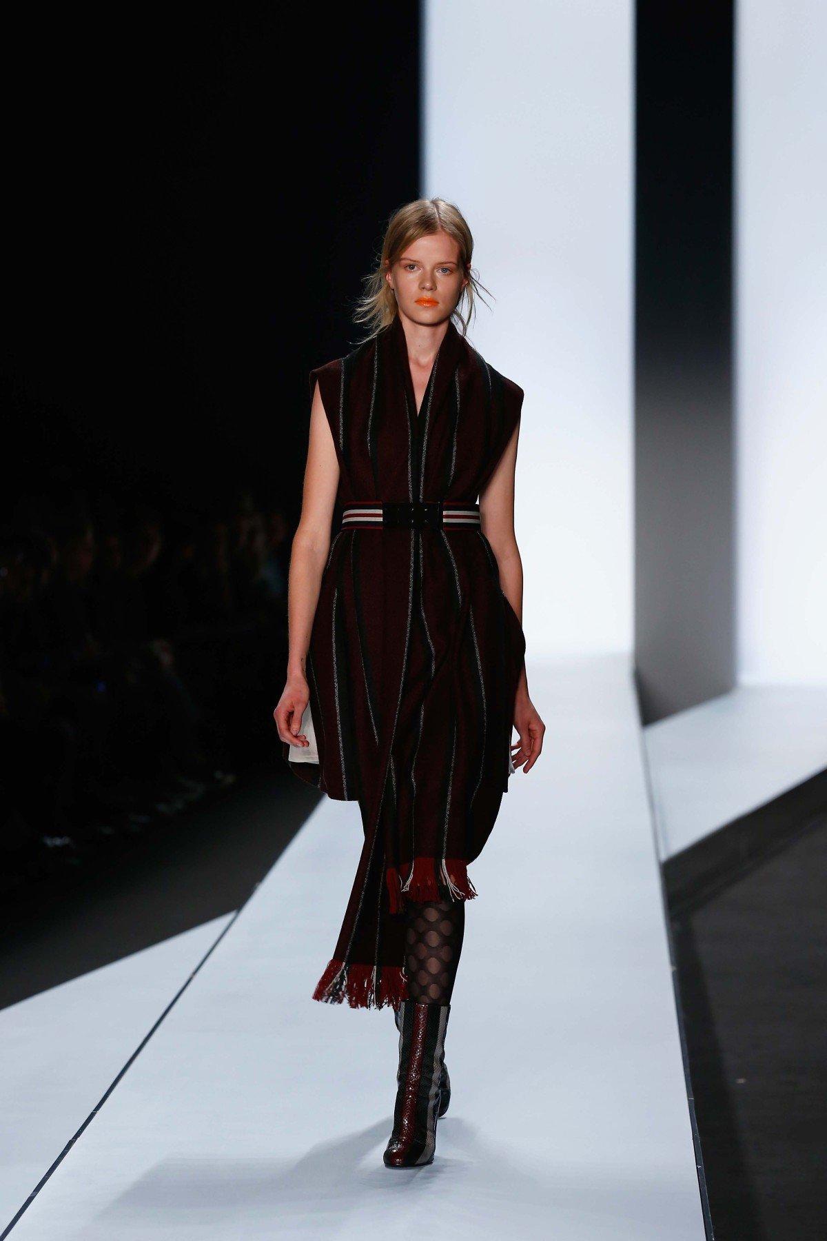 Fashion Trend 2016 - Schal als Weste