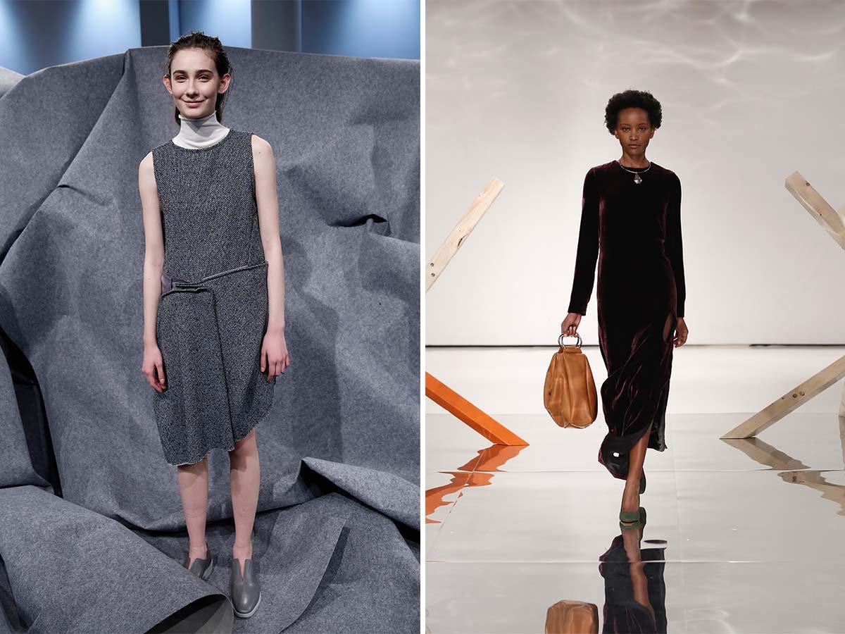 Fashion Trend 2016 - Tweed und Samt