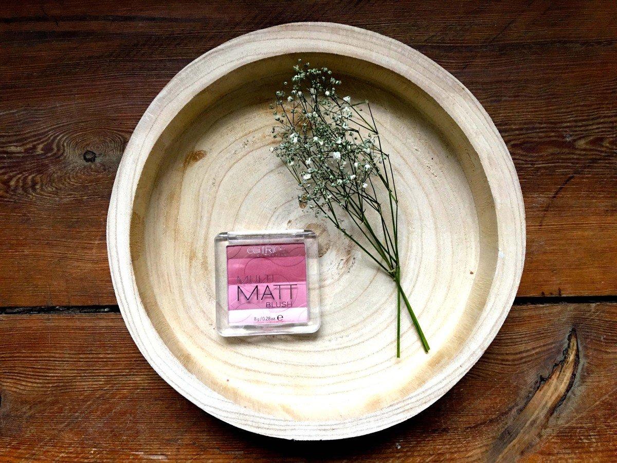 Beautyliebling der Woche // Multi Matt Blush von Catrice