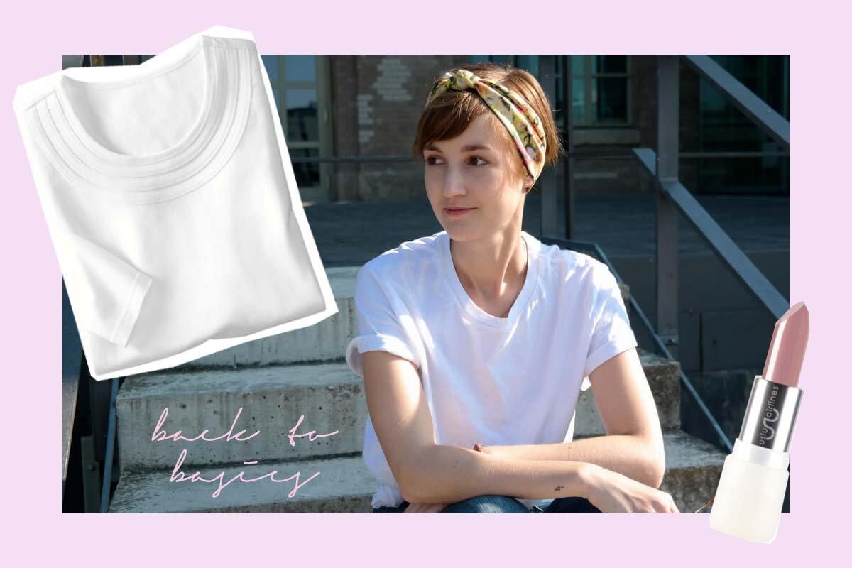 Outfit Inspiration // Das weiße Shirt