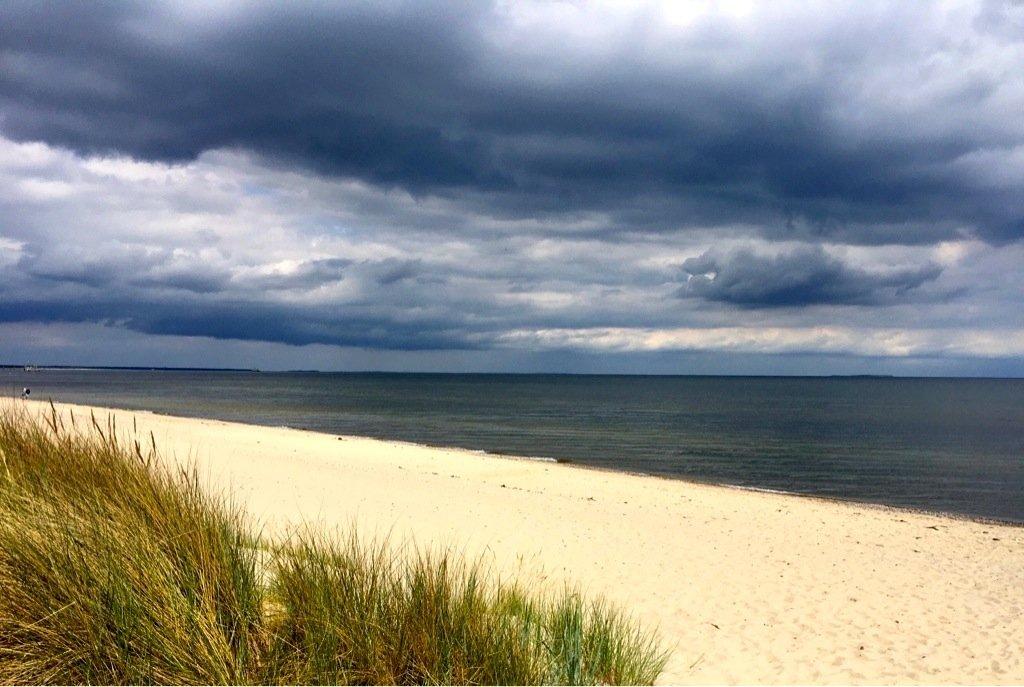 Strand in Zempin auf Usedom