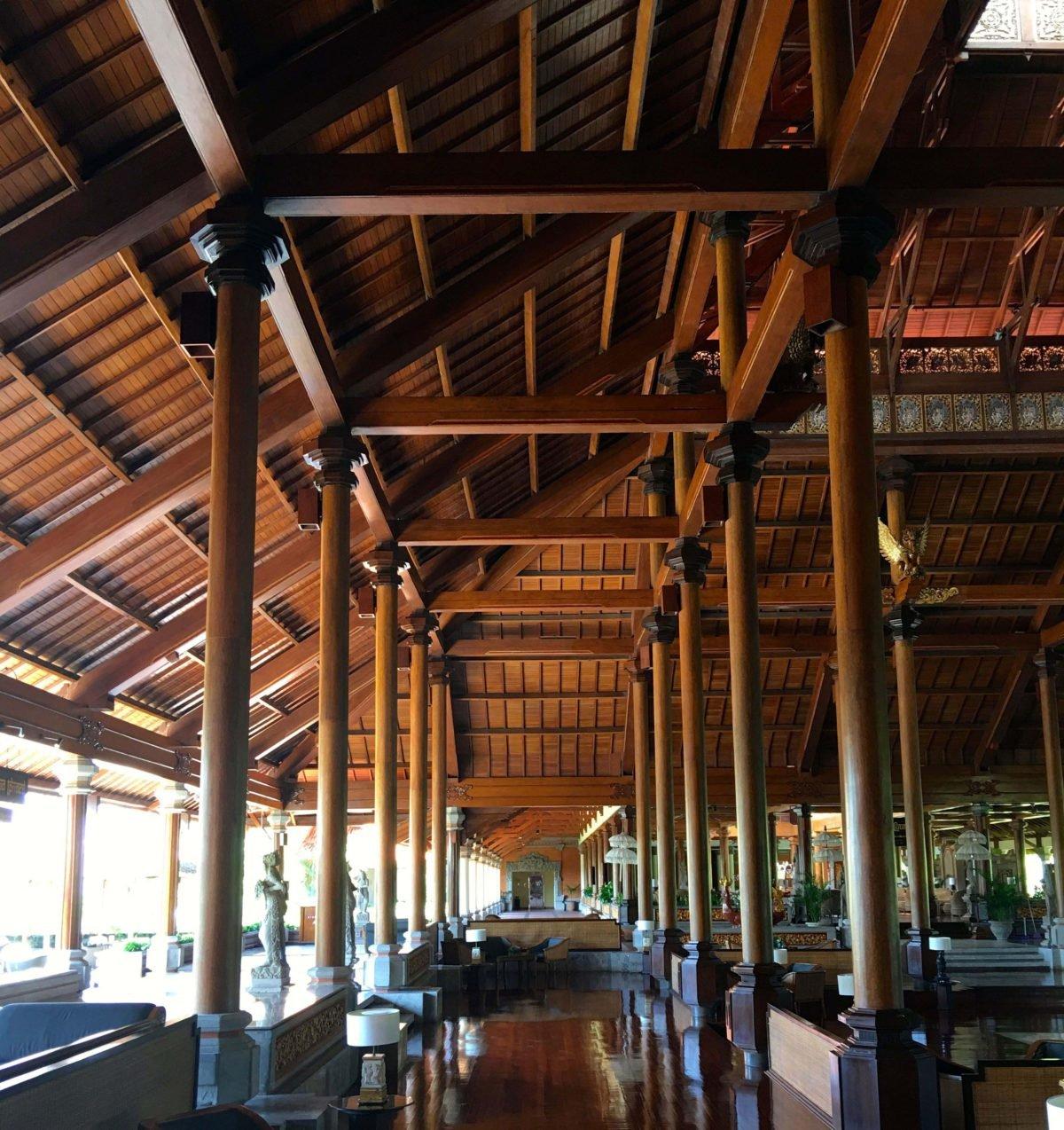 Lobby Ayodya Resort Bali