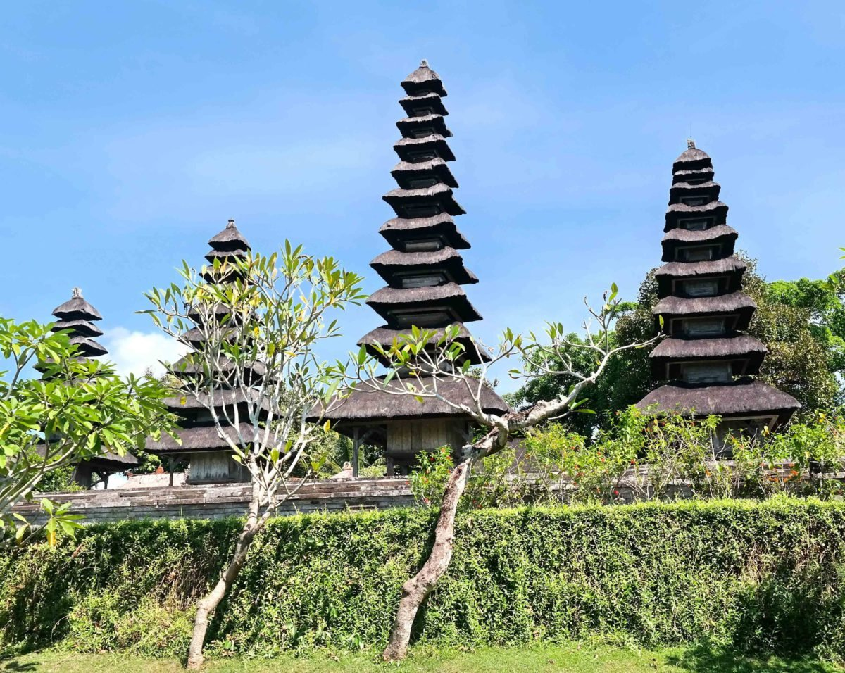 Royal Temple auf Bali