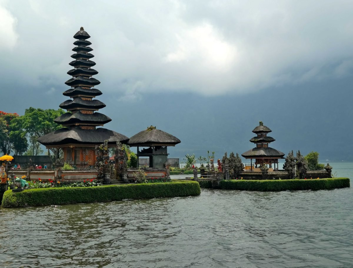 Oura Bratan auf Bali
