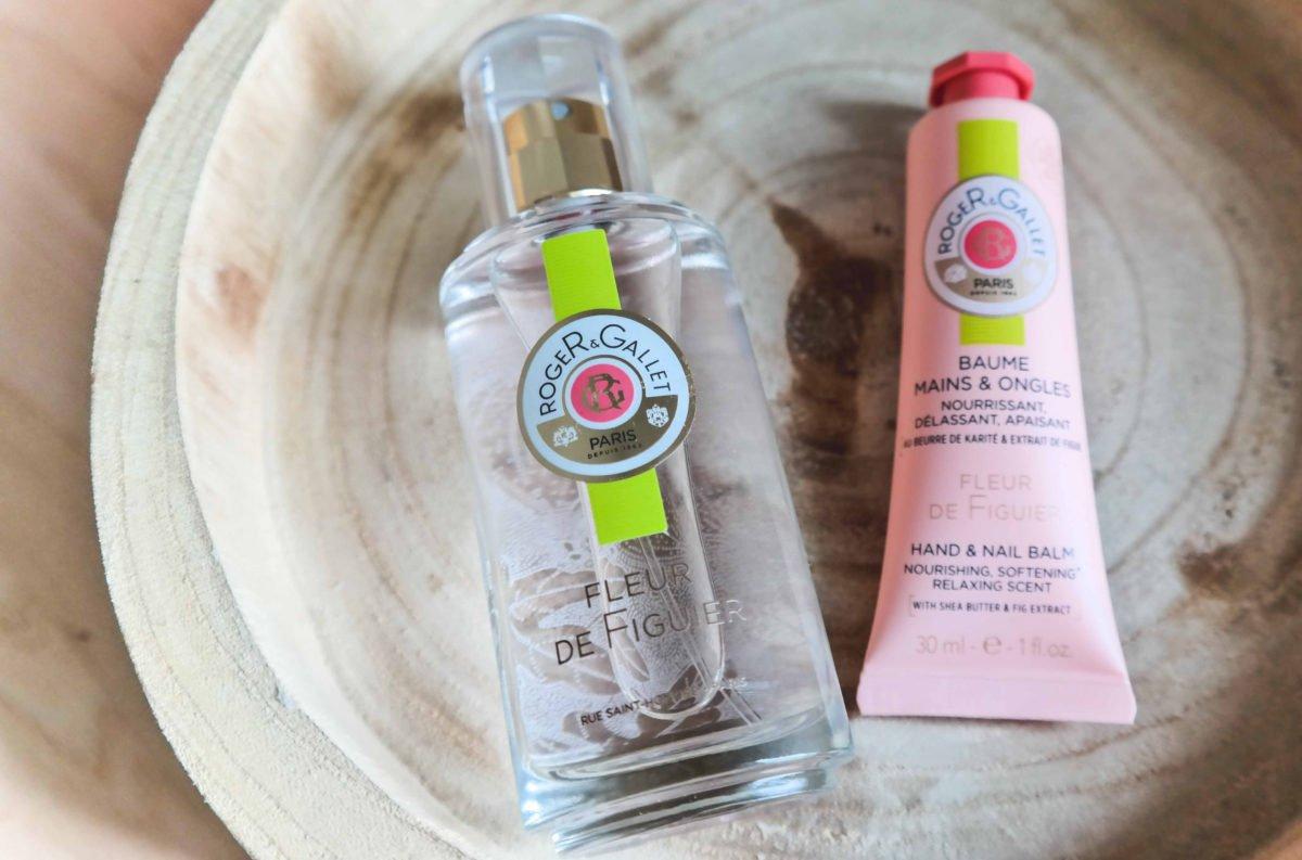 Roger & Gallet: Handcreme und Bodyspray Fleurs de Figuier