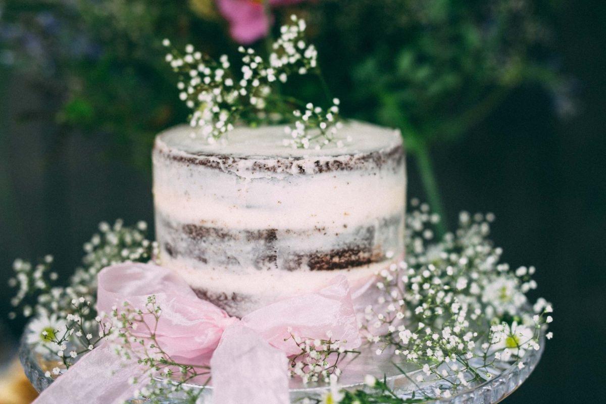 Hochzeitstorte von Cupcake Berlin