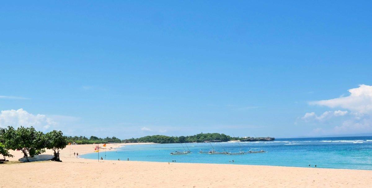 Strand in Nusa Dua
