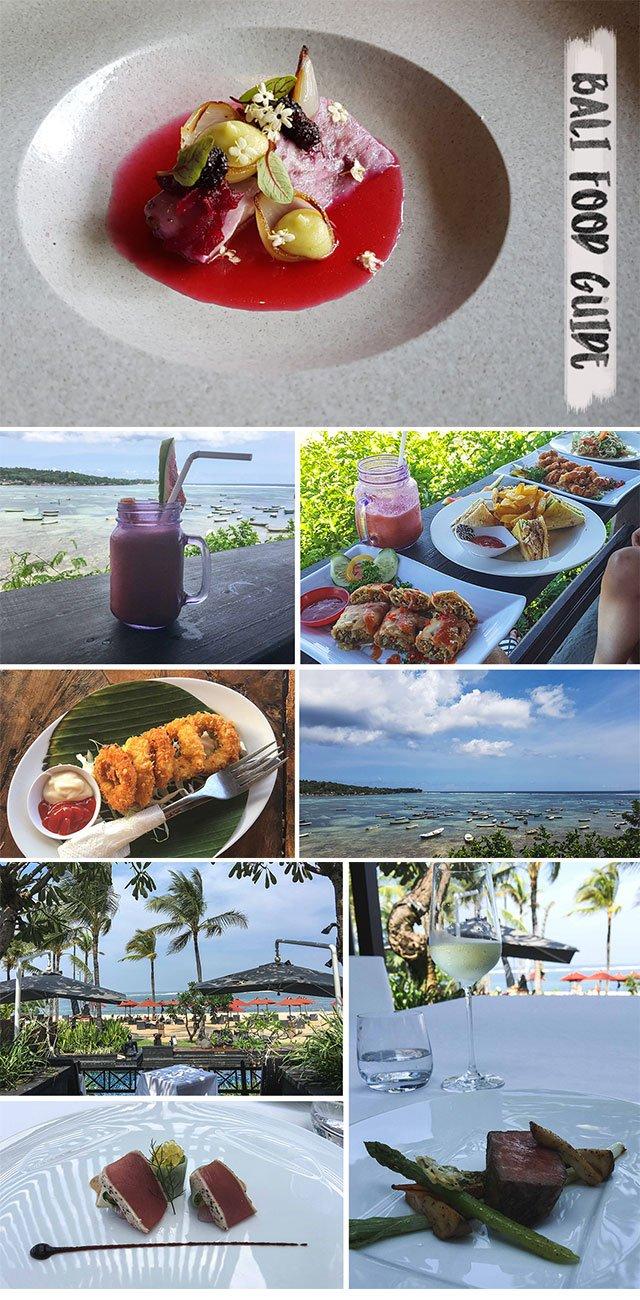 Bali Restaurant Tipps für Nusa Dua, Seminyak und Nusa Lembongan