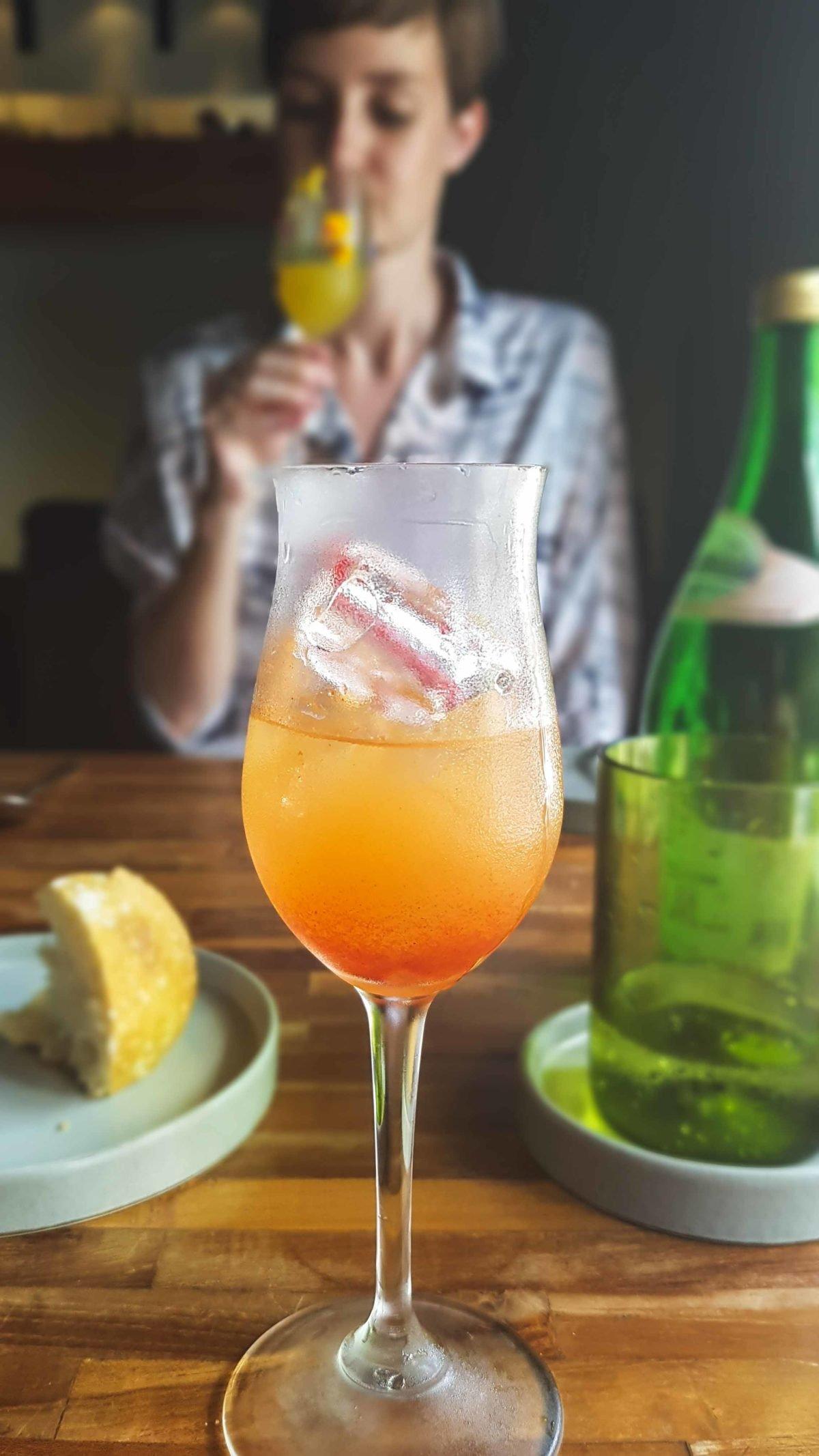 Cocktail im Locavore