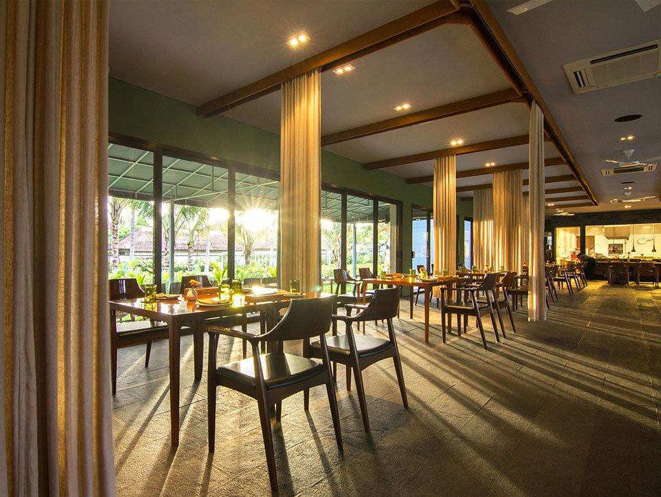 Restaurant Cuca in Jimbaran
