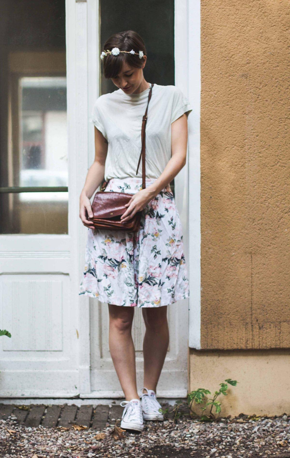 Outfit mit Hose und Shirt von der Kleiderei