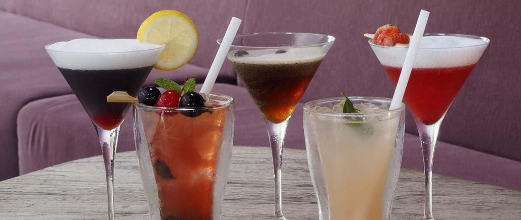 Cocktails im Tapa auf Bali