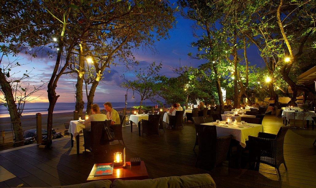 Terrasse im Chez Gado Gado Bali