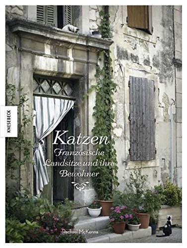 """Buchcover """"Französische Landsitze und ihre Bewohner"""""""