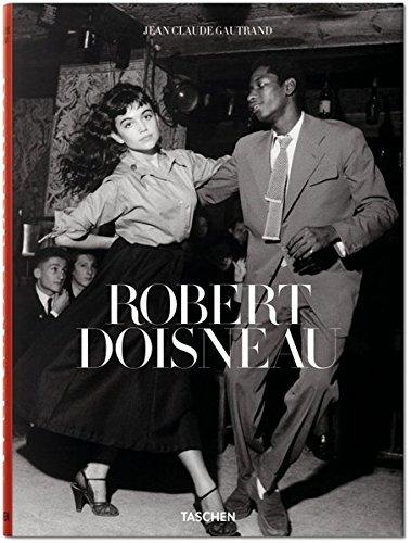 """Buchcover """"Robert Doisneau"""""""