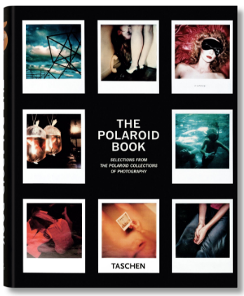 "Buchcover ""The Polaroid Book"""
