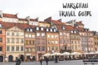 Kurztrip // 7 Dinge, die du in Warschau gesehen haben musst