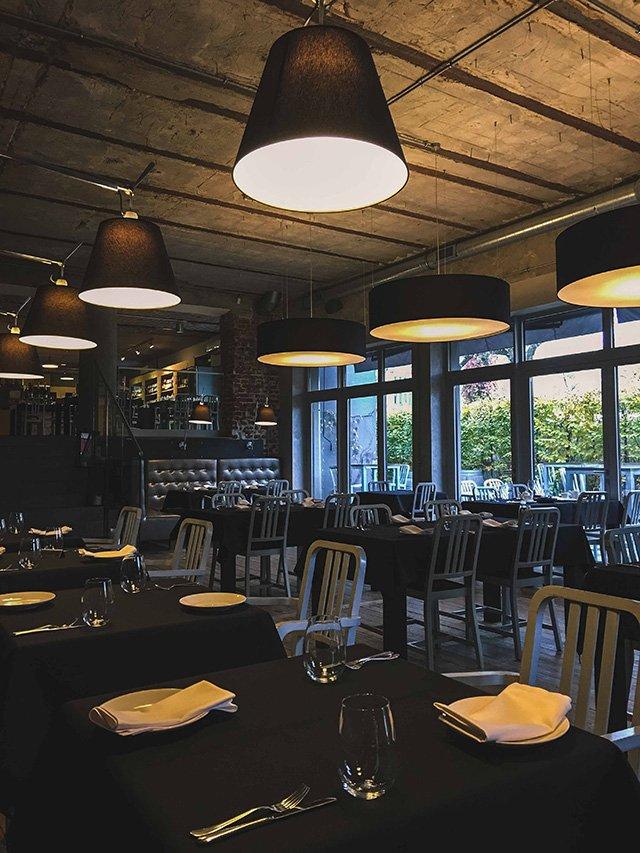 Ansicht Restaurant Winosfera in Warschau