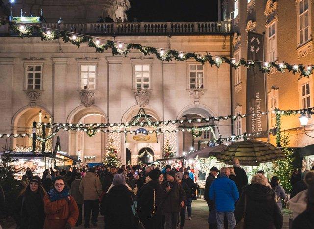 Christkindlmarkt in Salzburg