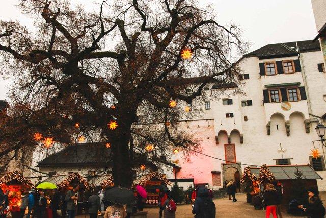 Festungsadvent auf der Hohensalzburg